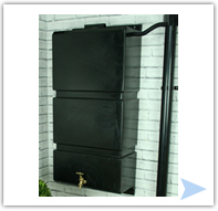 Wall Mounted Water Butts